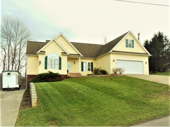 396 Free Hill Road, Gray, TN 37615 (MLS #404268) :: Highlands Realty, Inc.