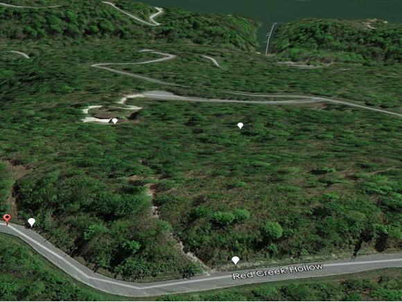 Lot 254 Red Creek Hollow, New Tazewell, TN 37825 (MLS #404397) :: Highlands Realty, Inc.