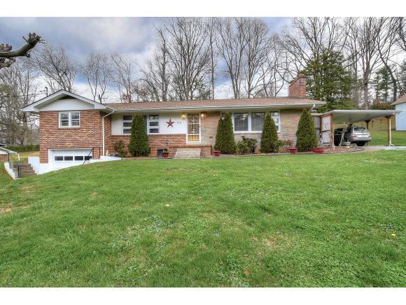 715 Grove Avenue, Erwin, TN 37650 (MLS #404407) :: Highlands Realty, Inc.