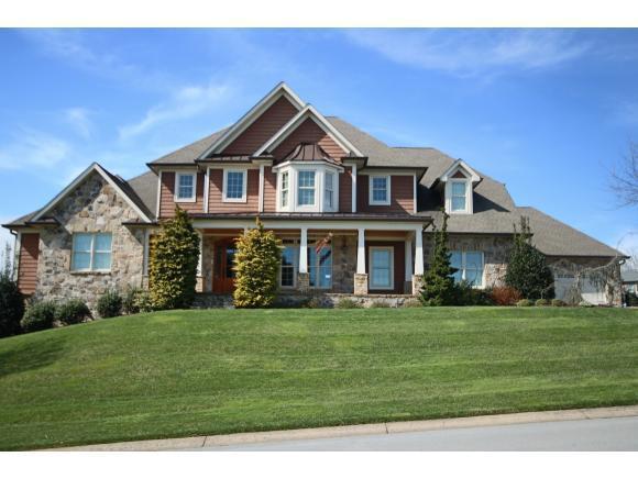 2981 Highland Grove Dr, Johnson City, TN 37615 (MLS #404422) :: Highlands Realty, Inc.