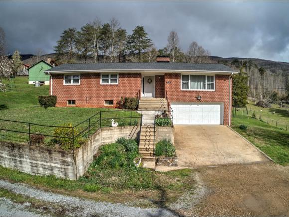 1545 Hilton Rd, Gate City, VA 24251 (MLS #404482) :: Highlands Realty, Inc.