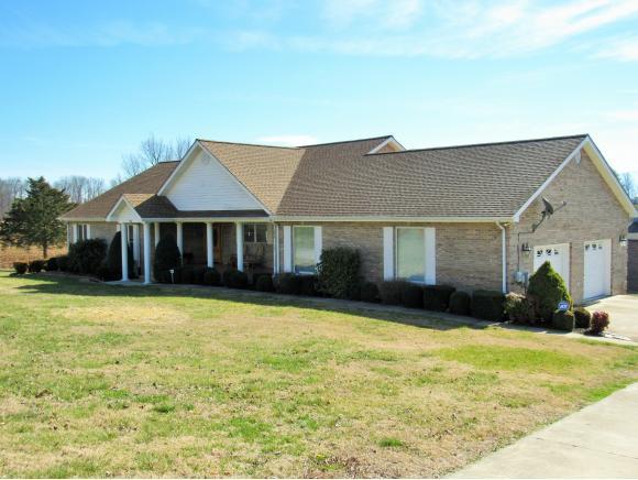 480 Appian Way, Greeneville, TN 37745 (MLS #404484) :: Highlands Realty, Inc.