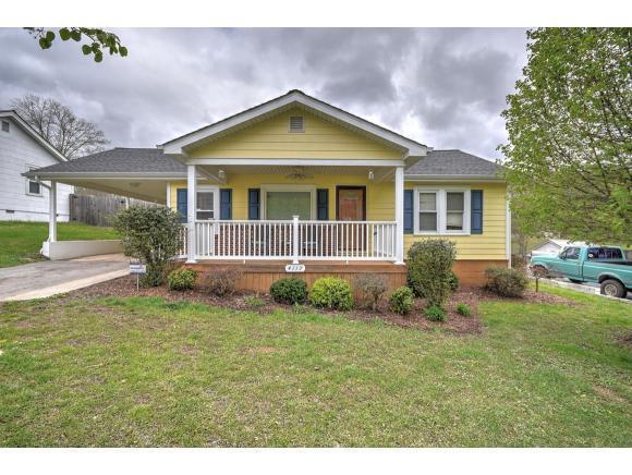 4117 Ridge Road, Kingsport, TN 37660 (MLS #404492) :: RE/MAX ALL Stars