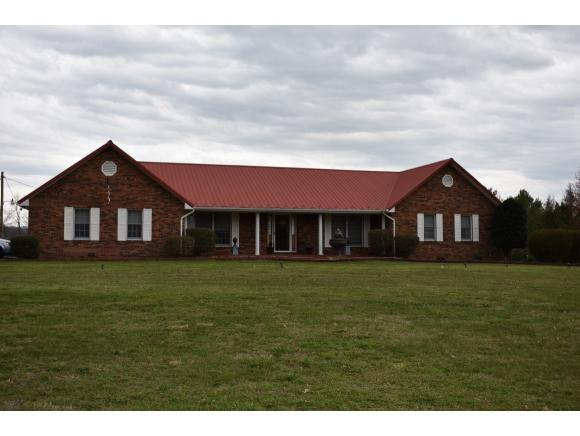 1137 Old Stage Road, Rogersville, TN 37857 (MLS #404499) :: Highlands Realty, Inc.