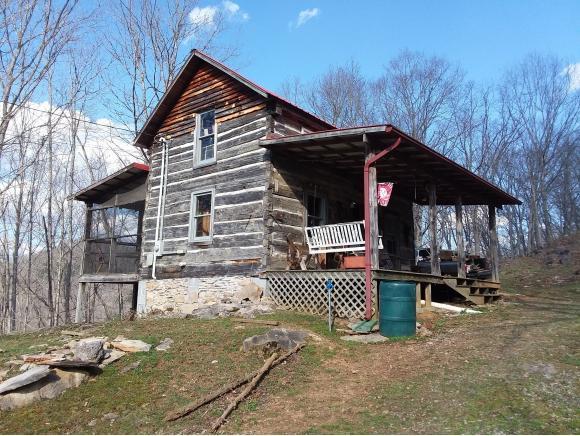 2184 Chestnut Ridge, Dungannon, VA 24245 (MLS #404582) :: Conservus Real Estate Group