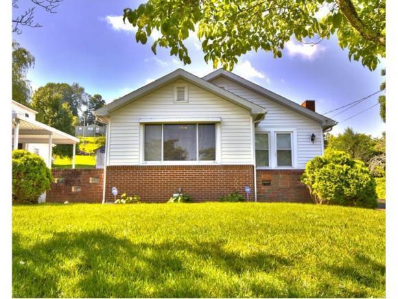 160 Virginia St, Kingsport, TN 37660 (MLS #404675) :: Highlands Realty, Inc.