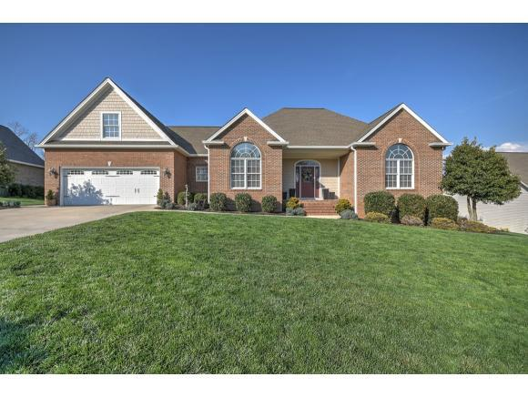 80 Timberlyne Parc, Jonesborough, TN 37659 (MLS #404679) :: Highlands Realty, Inc.