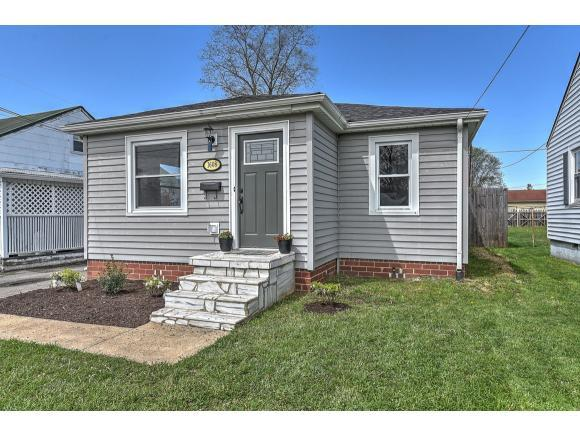 1608 Jefferson Ave., Kingsport, TN 37664 (MLS #404683) :: Highlands Realty, Inc.
