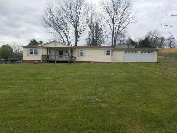 180 Valley Road, Telford, TN 37690 (MLS #404819) :: Highlands Realty, Inc.