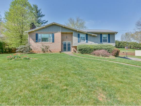 1807 New Haven, Johnson City, TN 37604 (MLS #404879) :: Highlands Realty, Inc.