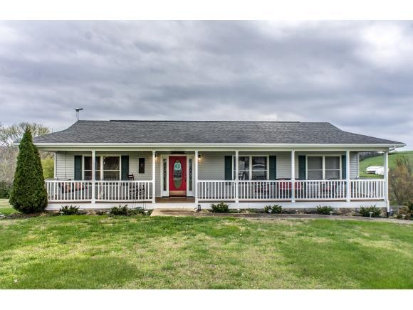 81 Sunnyside Ridge Drive, Greeneville, TN 37743 (MLS #404899) :: Highlands Realty, Inc.