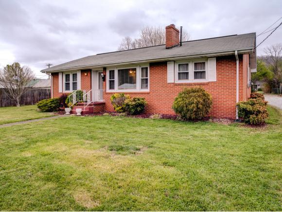 612 Broyles Ave., Erwin, TN 37650 (MLS #404923) :: Highlands Realty, Inc.