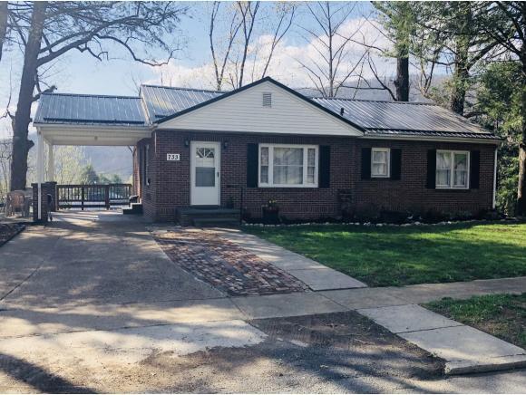733 N Elm, Erwin, TN 37650 (MLS #404984) :: Highlands Realty, Inc.