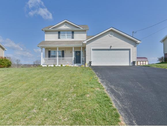 1418 American Way, Jonesborough, TN 37659 (MLS #404991) :: Highlands Realty, Inc.