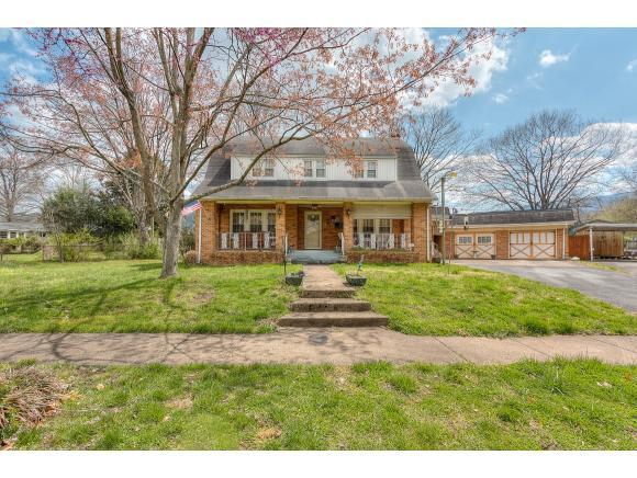 640 Holston Place, Erwin, TN 37650 (MLS #405026) :: Griffin Home Group