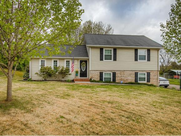 1570 Caldwell St, Kingsport, TN 37665 (MLS #405027) :: Conservus Real Estate Group
