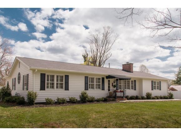205 Sparger Road, Bristol, TN 37620 (MLS #405163) :: Highlands Realty, Inc.