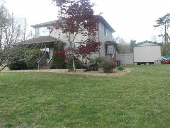 124 Howard Elkins Rd, Rogersville, TN 37857 (MLS #405170) :: Griffin Home Group