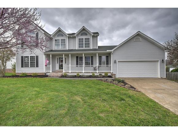 312 Nicole Lane, Bluff City, TN 37618 (MLS #405194) :: Highlands Realty, Inc.