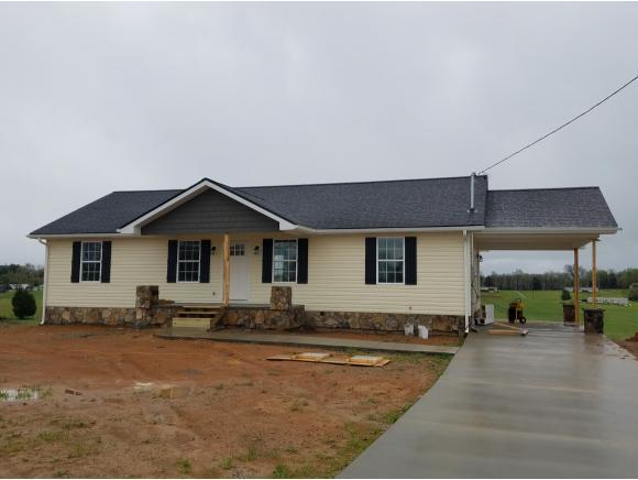1218 Quaker Run, Telford, TN 37690 (MLS #405270) :: Conservus Real Estate Group