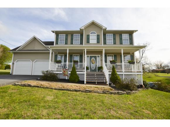 860 Gray Station Rd, Gray, TN 37615 (MLS #405302) :: Griffin Home Group