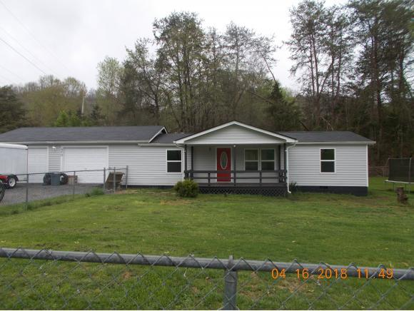 570 Caney Creek, Rogersville, TN 37857 (MLS #405305) :: Highlands Realty, Inc.