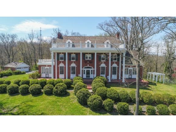 100 Belvedere Heights, Bristol, TN 37620 (MLS #405347) :: Conservus Real Estate Group