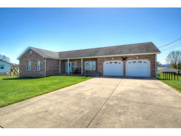 336 Berry Ridge Road, Jonesborough, TN 37659 (MLS #405378) :: Griffin Home Group