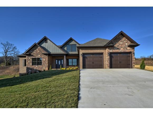 3308 Allison Meadows, Piney Flats, TN 37686 (MLS #405426) :: Conservus Real Estate Group