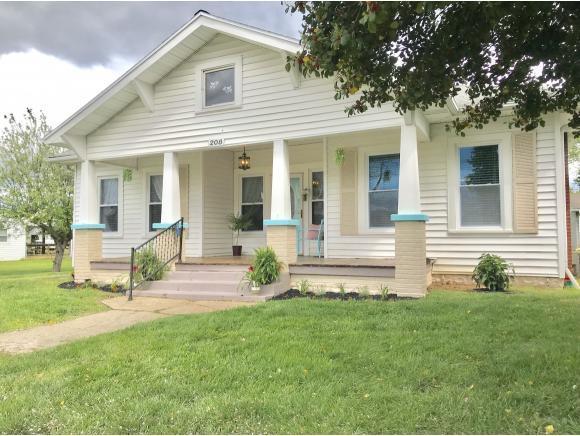 208 Lamont Street, Johnson City, TN 37064 (MLS #405667) :: RE/MAX ALL Stars