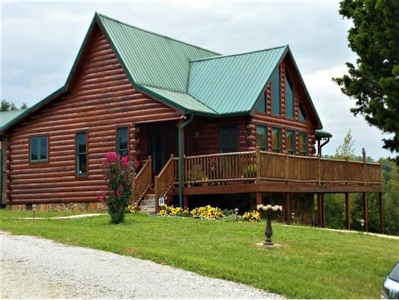 3820 Long Creek Rd, Parrottsville, TN 37843 (MLS #405688) :: Highlands Realty, Inc.