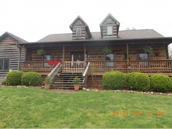 812 W. Bear Hollow, Rogersville, TN 37857 (MLS #405699) :: RE/MAX ALL Stars