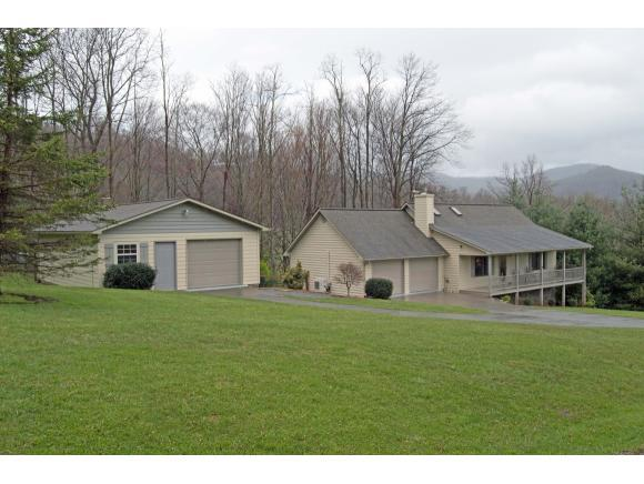 156 Jess Jarrett Road, Roan Mountain, TN 37687 (MLS #405700) :: RE/MAX ALL Stars