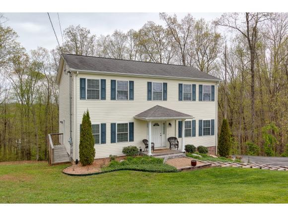 289 Free Hill Road, Gray, TN 37615 (MLS #405703) :: Highlands Realty, Inc.