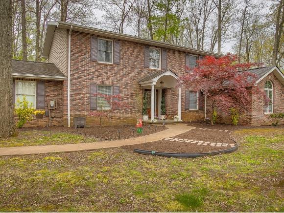 1701 Colonial Ridge Rd., Johnson City, TN 37604 (MLS #405793) :: Highlands Realty, Inc.