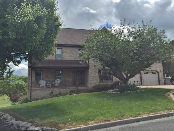 220 Park Ridge Court, Kingsport, TN 37664 (MLS #405822) :: Griffin Home Group