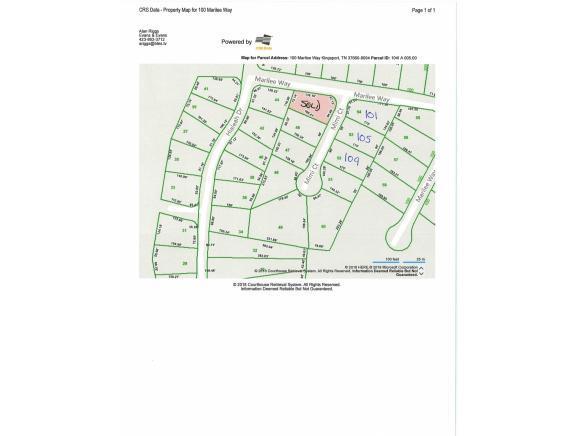 105 Mimi Court, Kingsport, TN 37660 (MLS #405948) :: Highlands Realty, Inc.