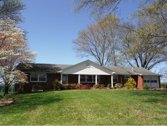 4180 Old Asheville Hwy, Greeneville, TN 37743 (MLS #405967) :: Highlands Realty, Inc.
