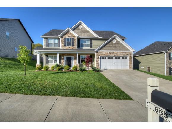 855 Hackney Rd, Johnson City, TN 37615 (MLS #406102) :: Highlands Realty, Inc.