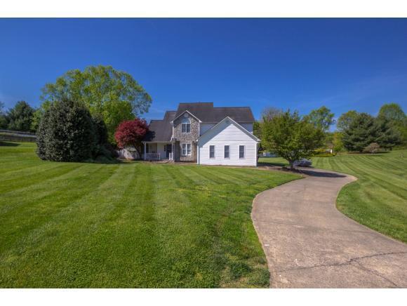5 Summerfield Circle, Johnson City, TN 37686 (MLS #406121) :: Highlands Realty, Inc.