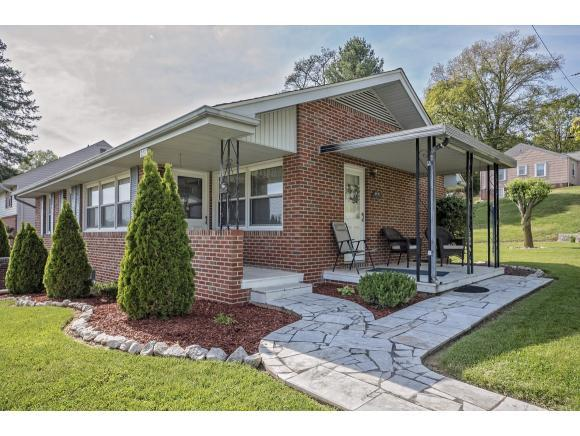 237 Mullins St, Kingsport, TN 37665 (MLS #406222) :: Highlands Realty, Inc.
