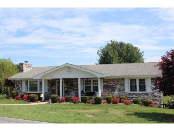 106 Dover Lane, Bristol, TN 37620 (MLS #406226) :: Highlands Realty, Inc.