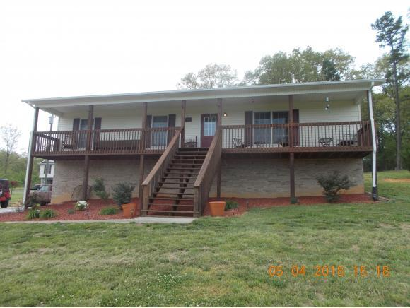 310 Old Stage Rd, Rogersville, TN 37857 (MLS #406281) :: Highlands Realty, Inc.
