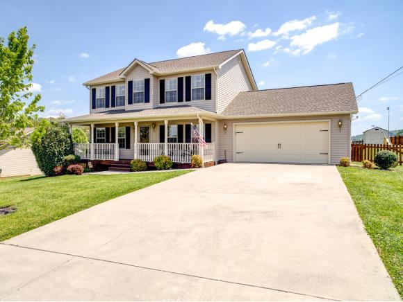 759 Walkers Bend, Gray, TN 37615 (MLS #406283) :: Highlands Realty, Inc.