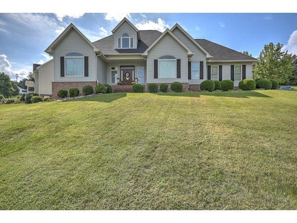 1100 Fiddlers Way, Kingsport, TN 37664 (MLS #406416) :: Highlands Realty, Inc.