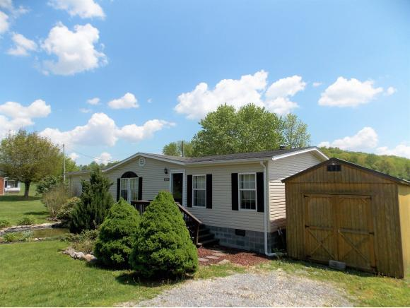 12040 Nickelsville Hwy, Nickelsville, VA 24271 (MLS #406549) :: Griffin Home Group