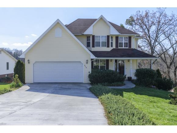 210 Tiffany Sq, Bristol, VA 24201 (MLS #406634) :: Highlands Realty, Inc.