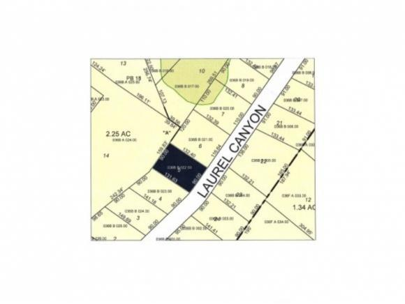 149 Laurel Canyon Lot 5, Johnson City, TN 37615 (MLS #407027) :: Highlands Realty, Inc.
