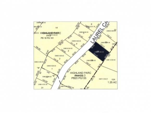 148 Laurel Canyon Lot 24, Johnson City, TN 37615 (MLS #407036) :: Highlands Realty, Inc.
