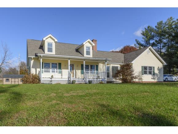 1015 Empire Drive, Abingdon, VA 24210 (MLS #407037) :: Highlands Realty, Inc.